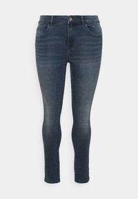 ONLY Carmakoma - CARSALLY LIFE  - Jeans Skinny Fit - blue black denim - 3