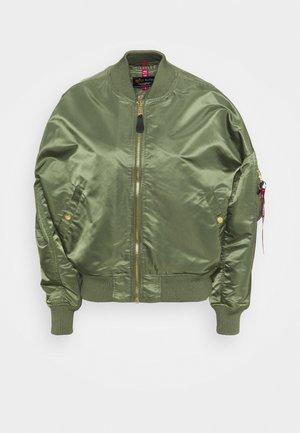 Blouson Bomber - sage green