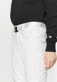 O'Neill - STAR SLIM PANTS - Schneehose - powder white - 4
