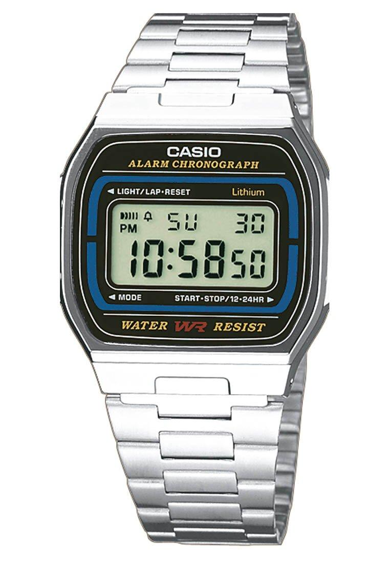 Casio - Klocka - silver-coloured