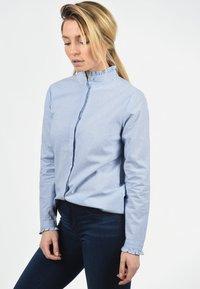 Blendshe - STELLA - Blouse - light blue - 2
