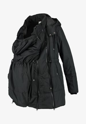 3 IN 1 PADDED JACKET - Parka - black