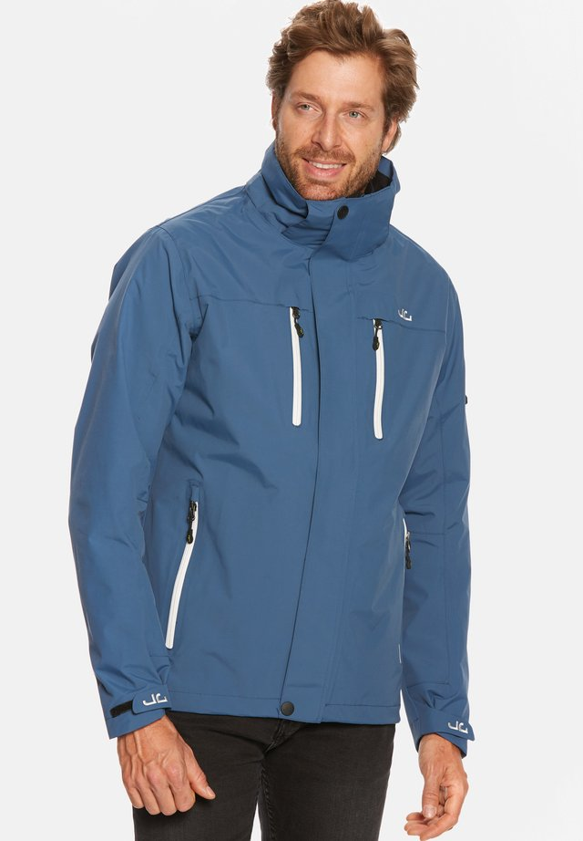 HARSTAD - Giacca outdoor - ensing blue