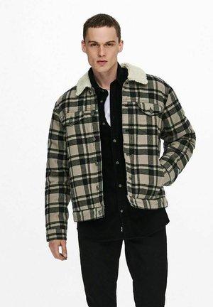 TEDDY - Light jacket - brindle