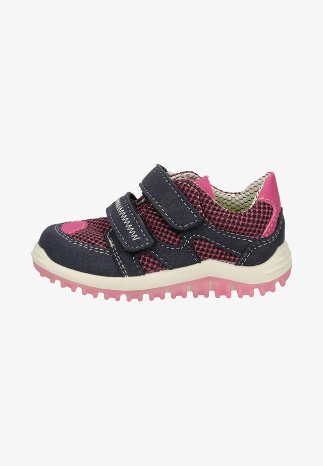 Sneakers laag - ozean/rosada