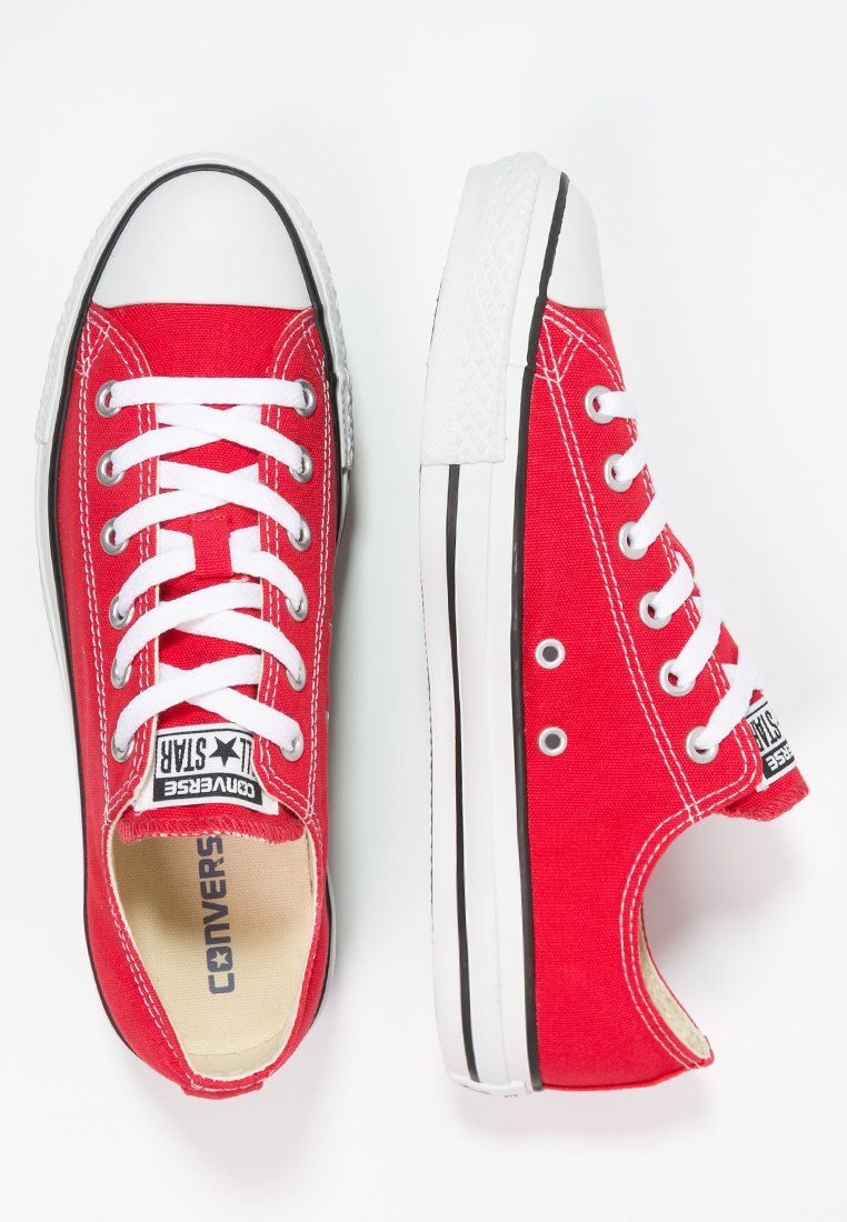 CHUCK TAYLOR ALL STAR OX - Baskets basses - red