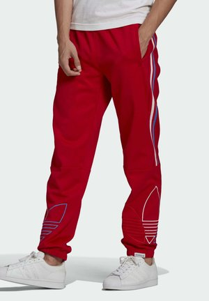 FTO TP - Trousers - scarlet