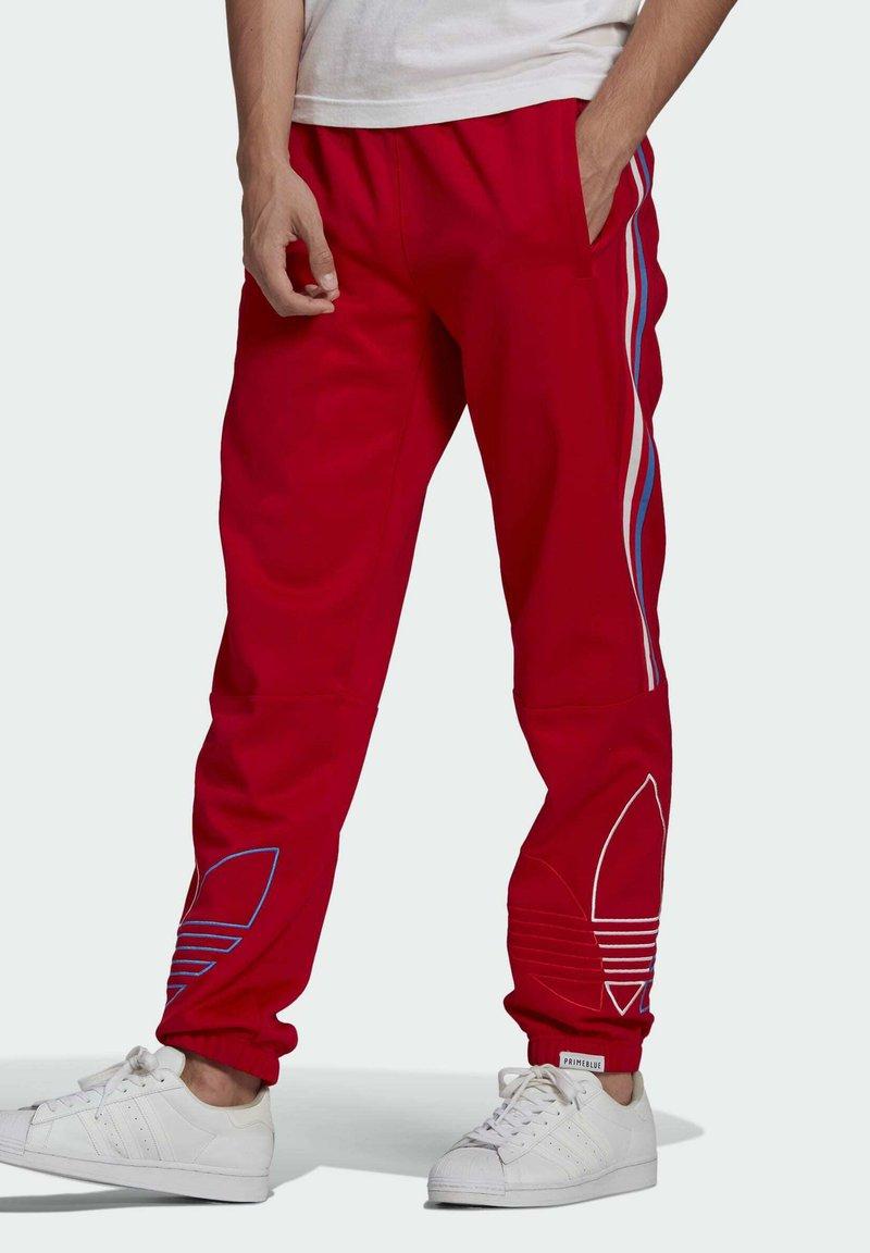 adidas Originals - FTO TP - Tygbyxor - scarlet