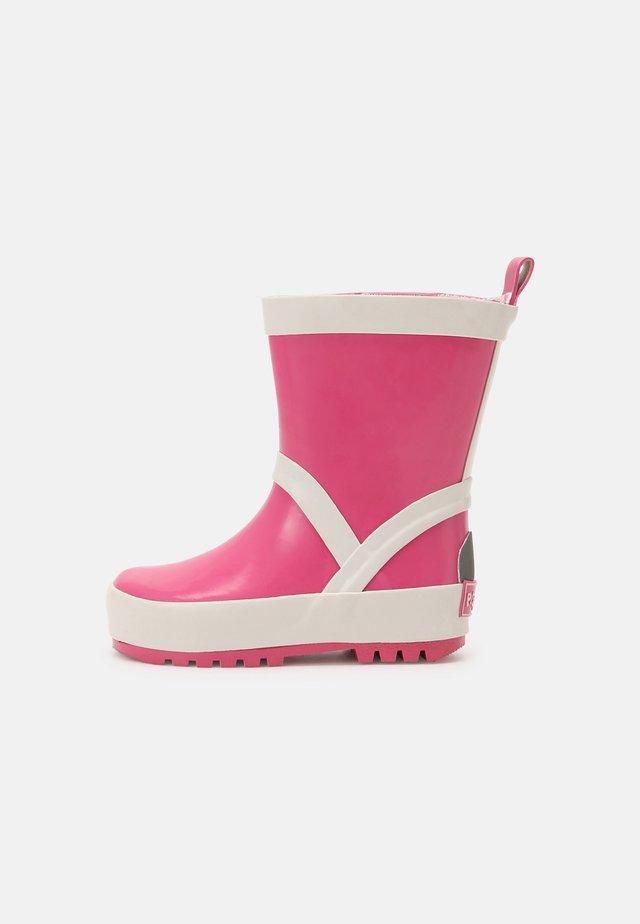 UNISEX - Bottes en caoutchouc - pink