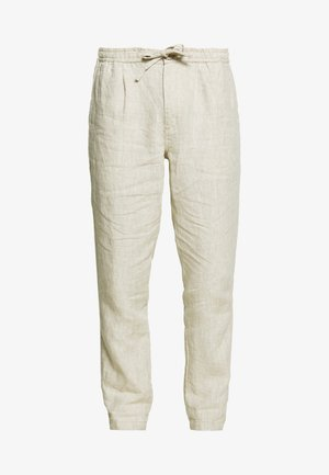 BIRCH LOOSE HEAVY PANT - Trousers - light feather gray