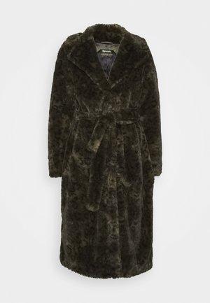 BILLIE - Classic coat - olive