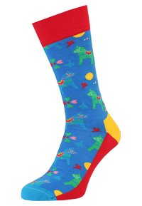 Happy Socks - SWEDISH EDITION GIFT BOX 3 PACK - Calcetines - blue - 1