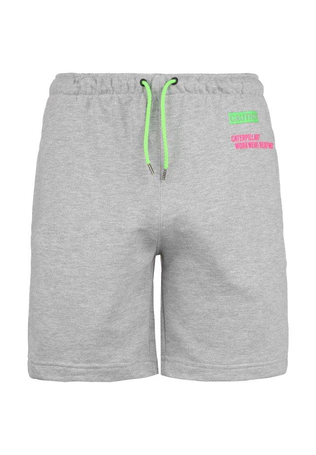 Shorts - gray melange
