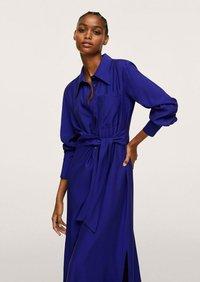 Mango - Jumper dress - bleu - 3