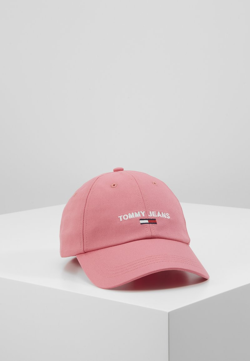 Tommy Jeans - SPORT - Cap - pink