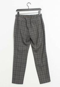 Opus - Leggings - Trousers - grey - 1