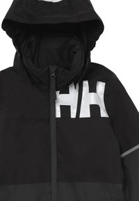 Helly Hansen - PURSUIT UNISEX - Waterproof jacket - ebony - 4