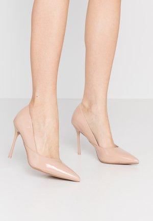 WIDE FIT GEORGIA - High heels - nude