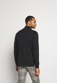 Redefined Rebel - JANICE HIGH NECK - Långärmad tröja - black - 2