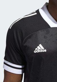 adidas Performance - CONDIVO 20 JERSEY - Print T-shirt - black - 5