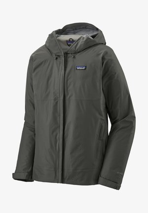 Hardshell jacket - forge grey
