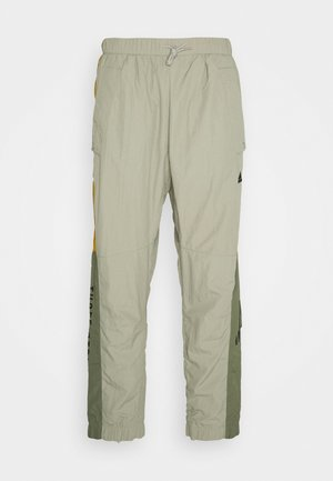 MUST HAVES ENHANCED SPORTS  - Tracksuit bottoms - feather grey