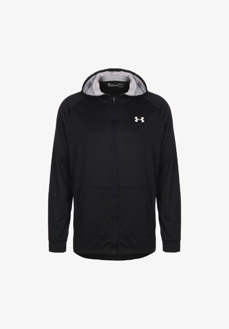 Under Armour - Sports jacket - black