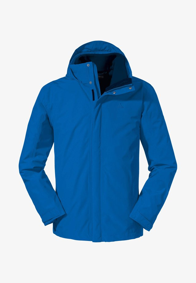 "HERREN ""VENTURI 3IN1 TURIN1"" - Outdoor jacket - aqua (297)"