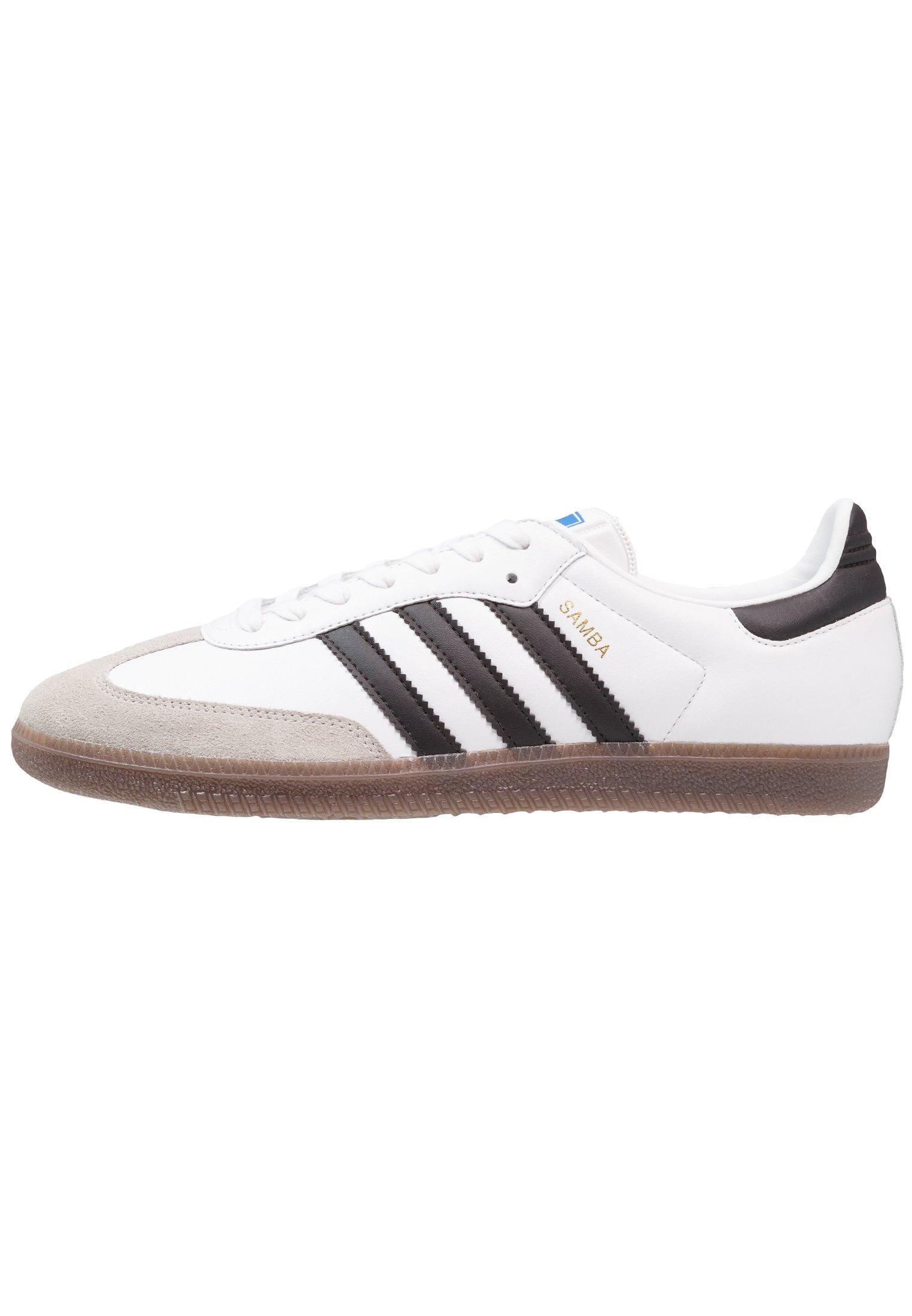 SAMBA OG Sneakers footwear whitecore blackclear granite