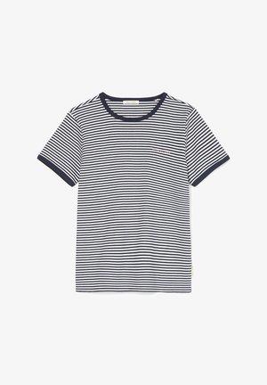 Print T-shirt - multi/dark night