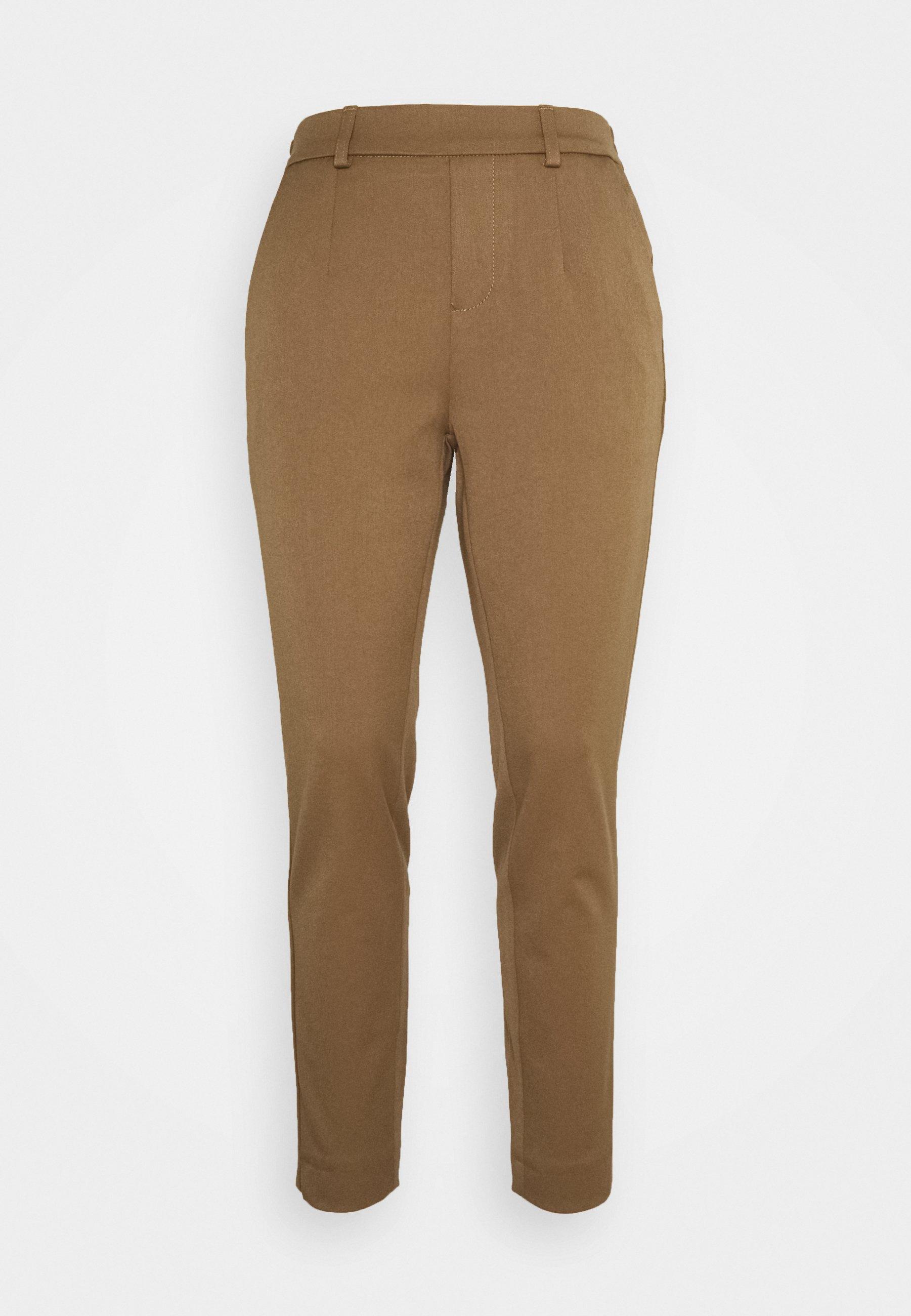 Femme OBJLISA SLIM PANT - Pantalon classique