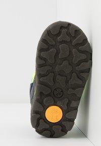 Lurchi - KERO SYMPATEX - Winter boots - atlantic yellow - 4