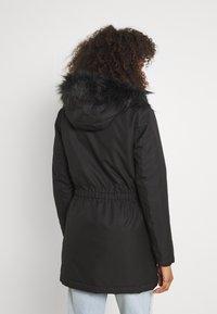 ONLY - ONLIRIS  - Zimní kabát - black - 2