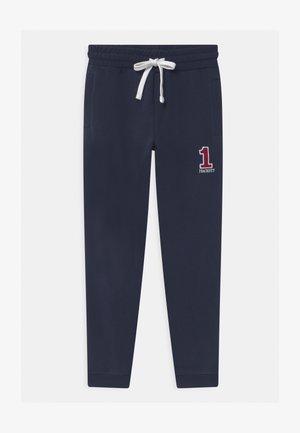 NUMBER - Tracksuit bottoms - navy
