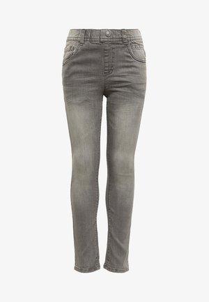Jeans Skinny Fit - stone black denim