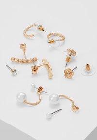 ALDO - UNEBRIWEN 23 PACK - Earrings - ice - 2