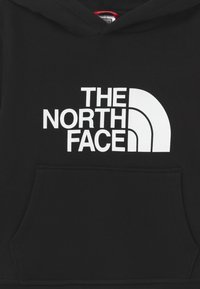 The North Face - YOUTH DREW PEAK HOODIE UNISEX - Jersey con capucha - black/white - 2