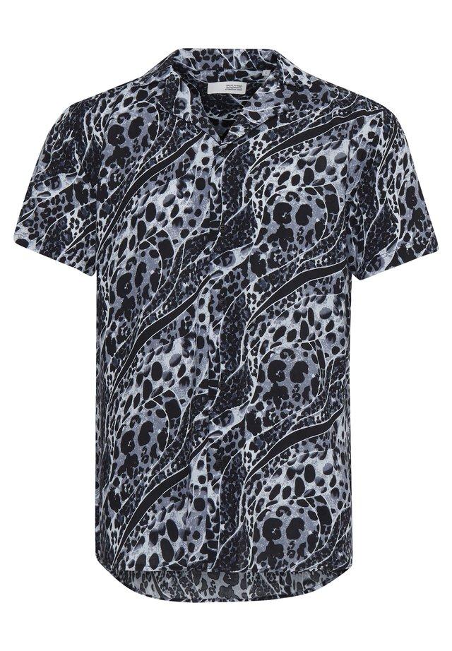 BRANDO SS CUBA - Shirt - black
