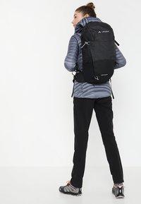 Vaude - PROKYON ZIP 20 - Hiking rucksack - black - 0