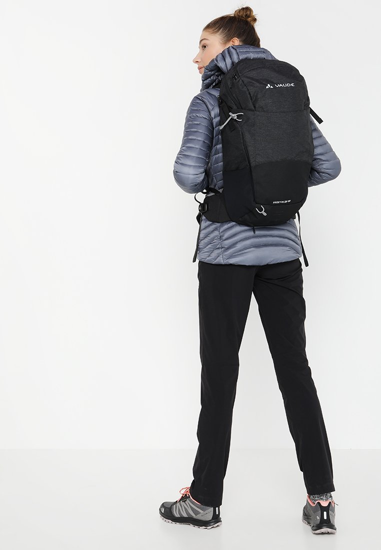 Vaude - PROKYON ZIP 20 - Hiking rucksack - black