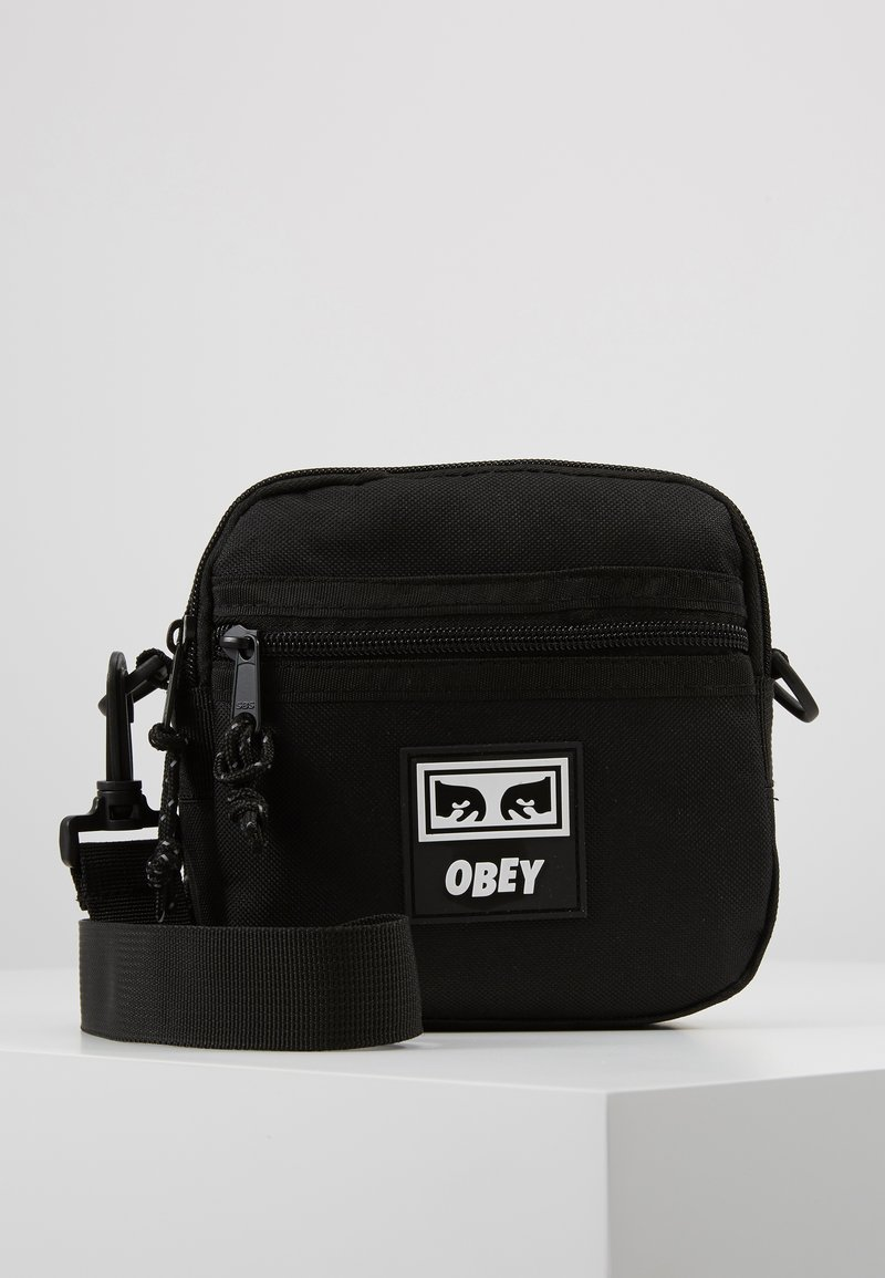 Obey Clothing - CONDITIONS TRAVELER BAG - Across body bag - black
