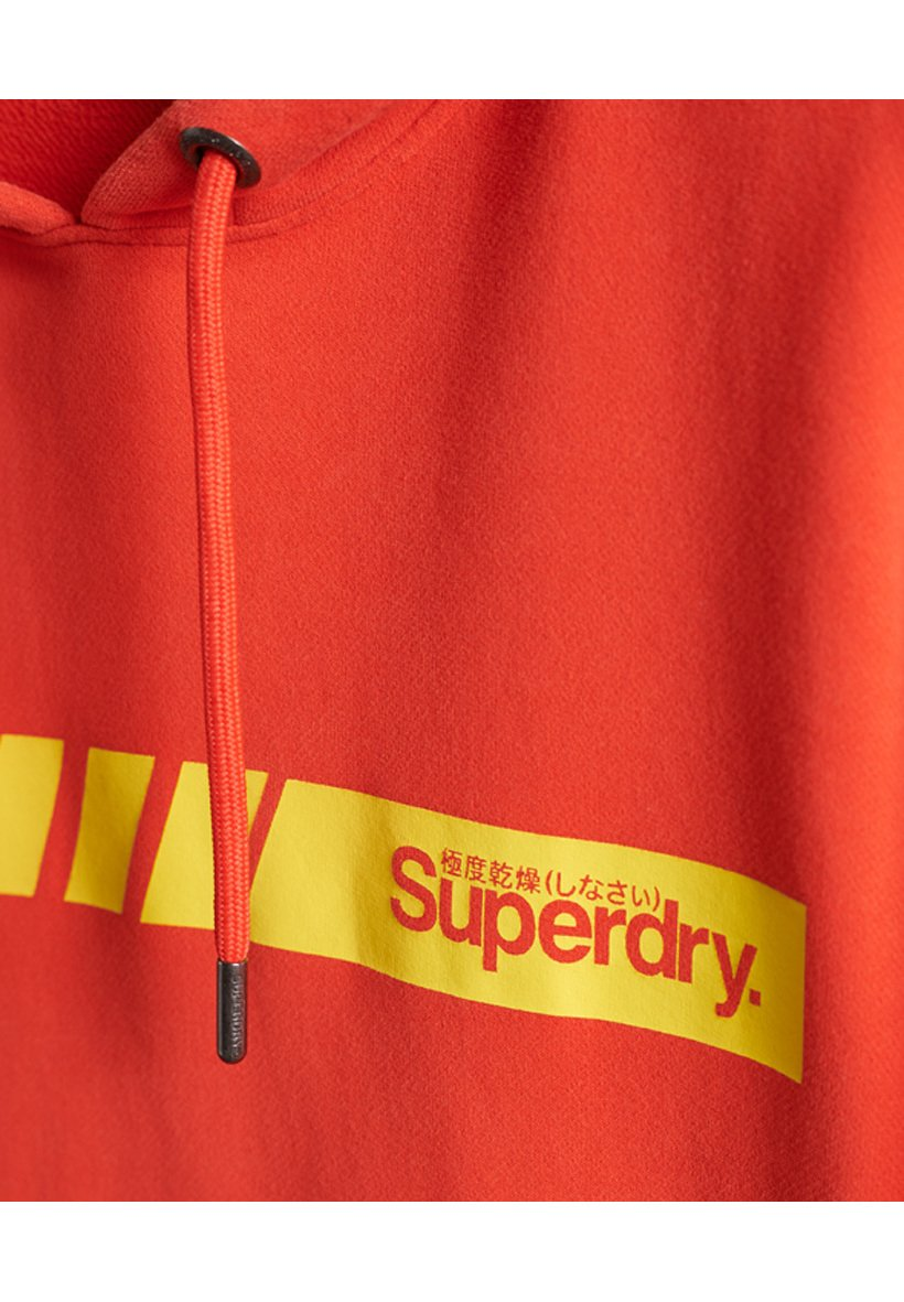 Acquista meglio Abbigliamento da uomo Superdry Felpa con cappuccio grenadine