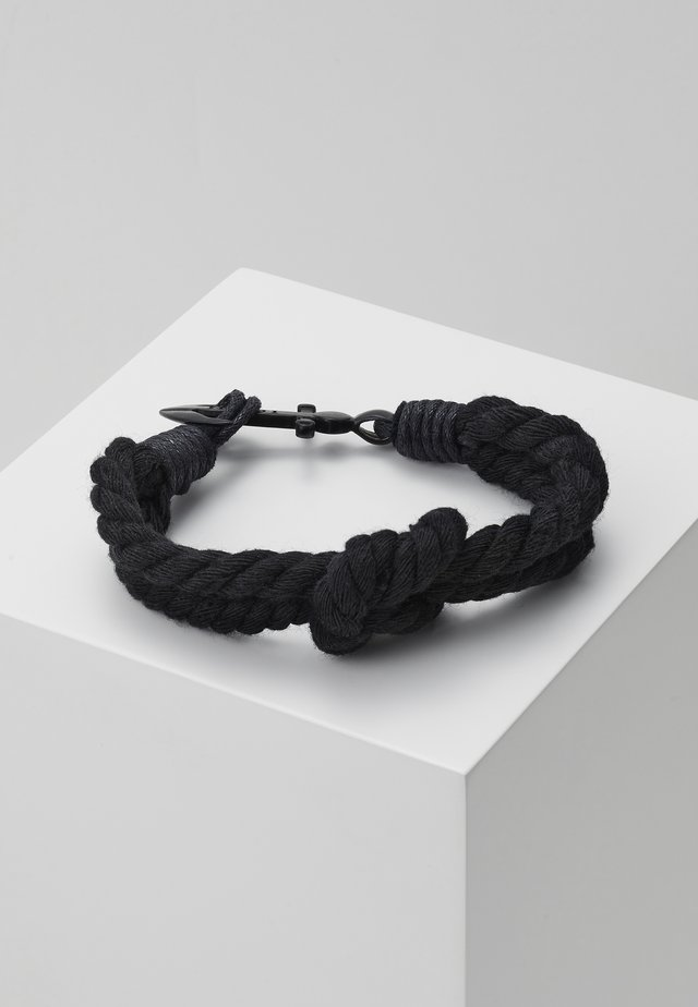 CAPTAIN CRUNCH - Bracelet - mottled black