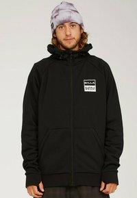 Billabong - Zip-up sweatshirt - black - 0