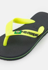 Havaianas - BRASIL LOGO - Pool shoes - new graphite - 5