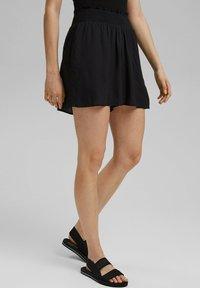 edc by Esprit - FASHION  - Shorts - black - 3