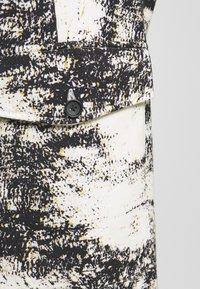 ALIGNE - BEDA  - Tracksuit bottoms - white - 5