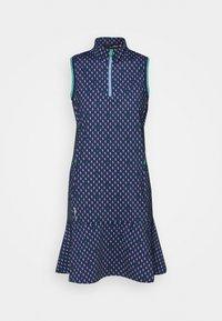 Polo Ralph Lauren Golf - DRESS SLEEVELESS CASUAL  - Urheilumekko - dark blue - 0