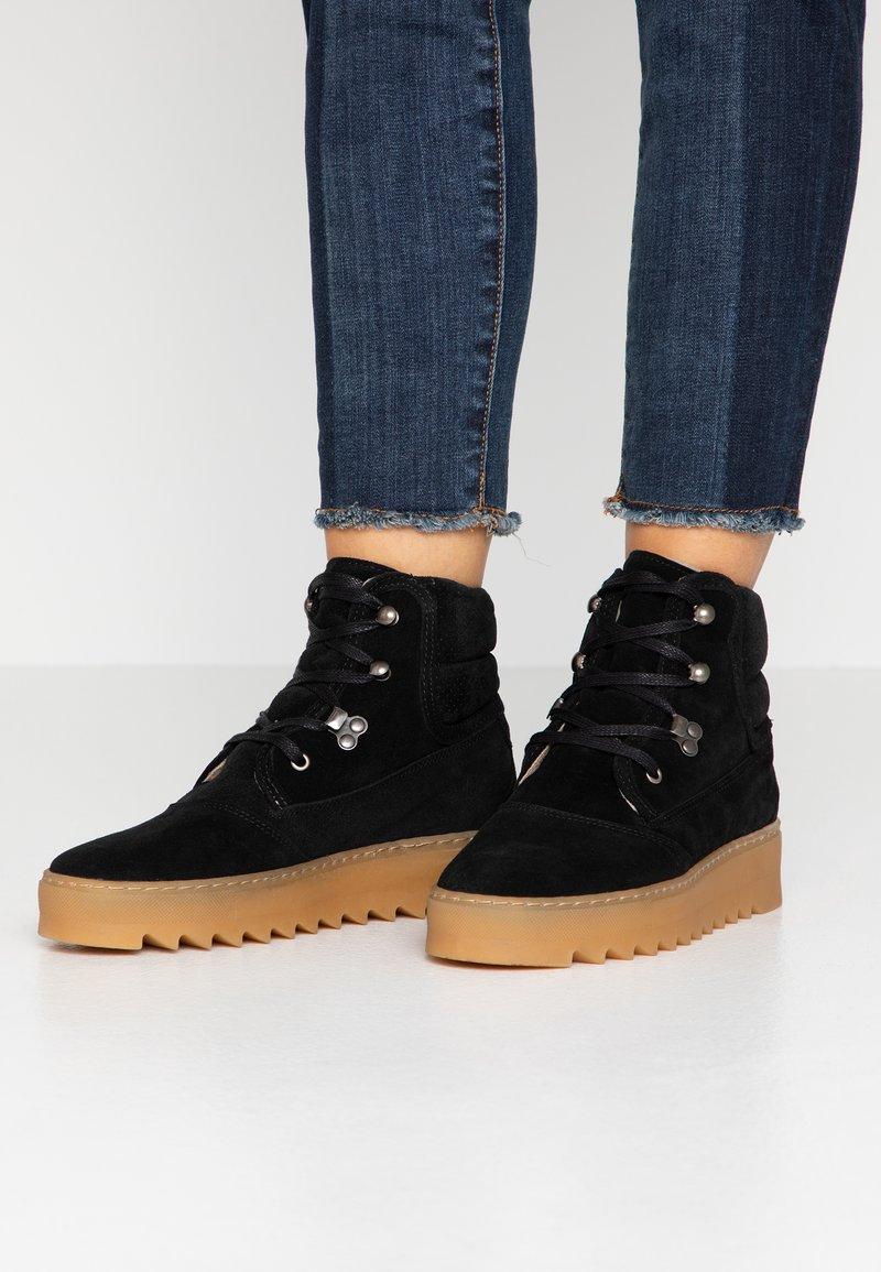Bianco - BIACOMET  - Zimní obuv - black