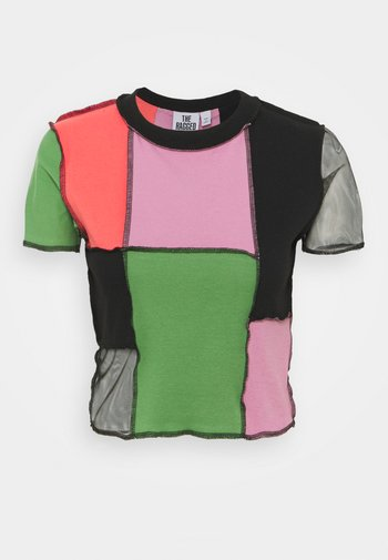 RISING - Print T-shirt - multi